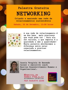 Cassia - Palestra Networking