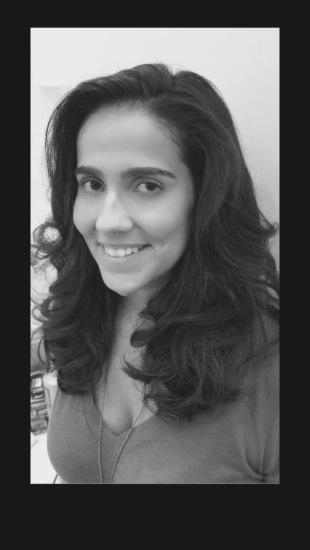Ana Clara foto pb